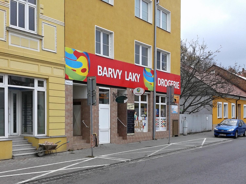 Sběrné místo BARVY - LAKY - Olomouc